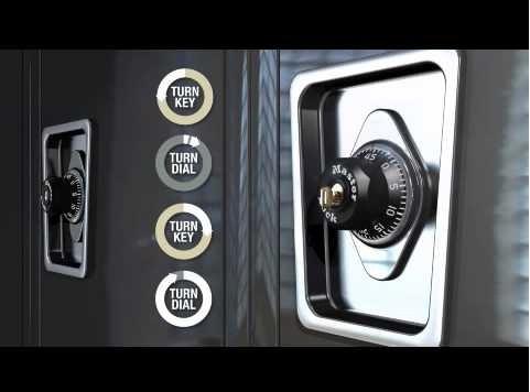 change combination services safe vault