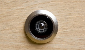 door eye whole installation services 5 aces locksmith and L&A locks specilist