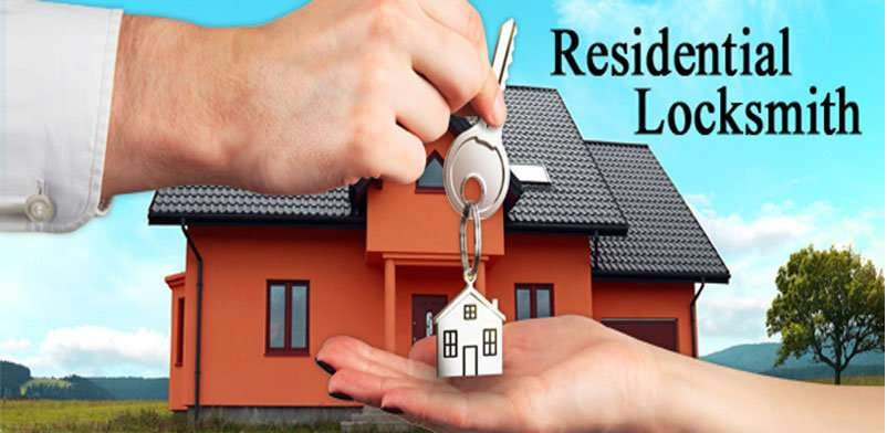 home locksmith residential services