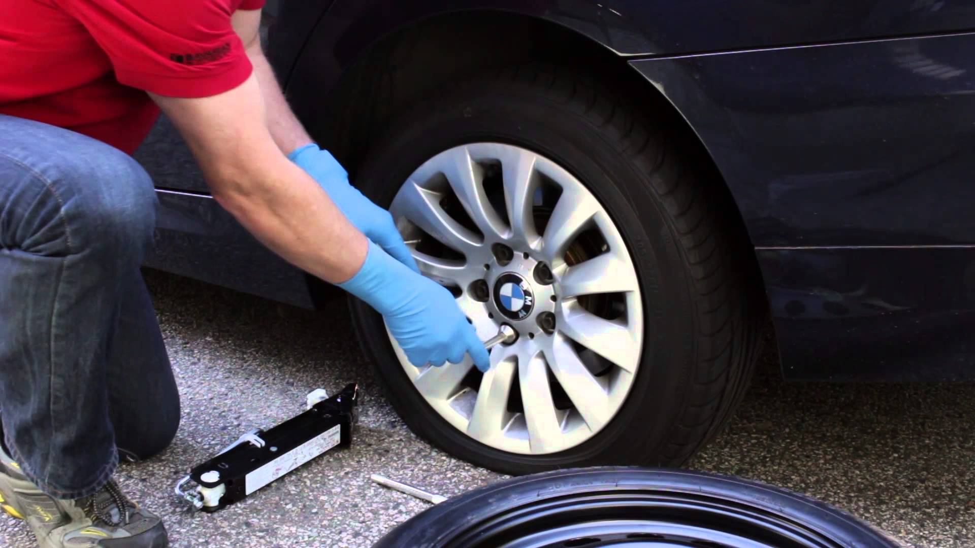 flat tire replacemnt services