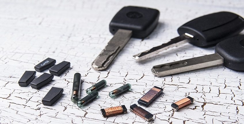 Transponder Key Immobiliser